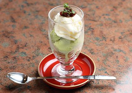 和風アイスクリーム